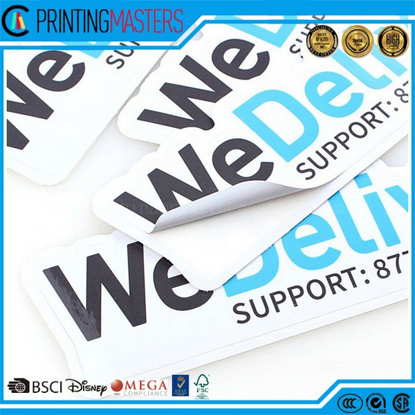 Cheap Factory Printing High Quality Sticker Printing
