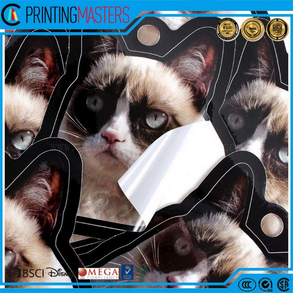 China Printing Company Print High Quality Cheap Sticker