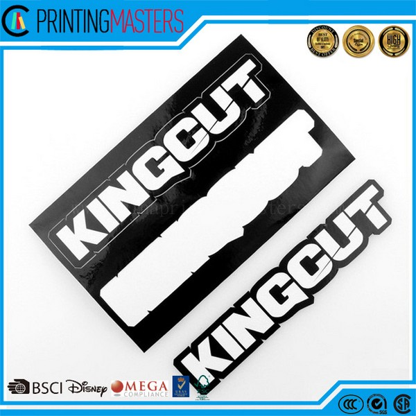 Customized factory price high quality sticker printing