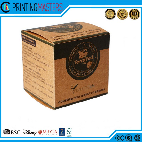 Small Moq Paper Box