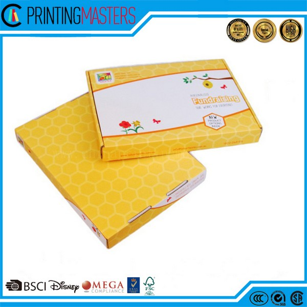 Paper Box With Logo Print