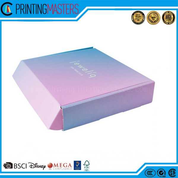 Foil Stamping Paper Boxes