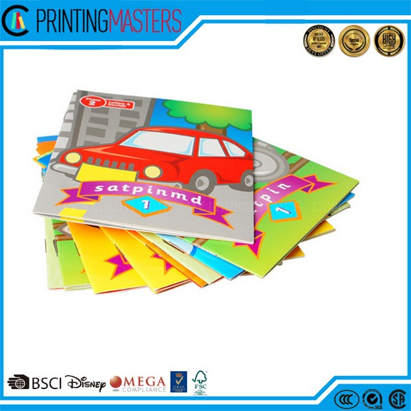 Colorful Cheap Price Brochure Printing China