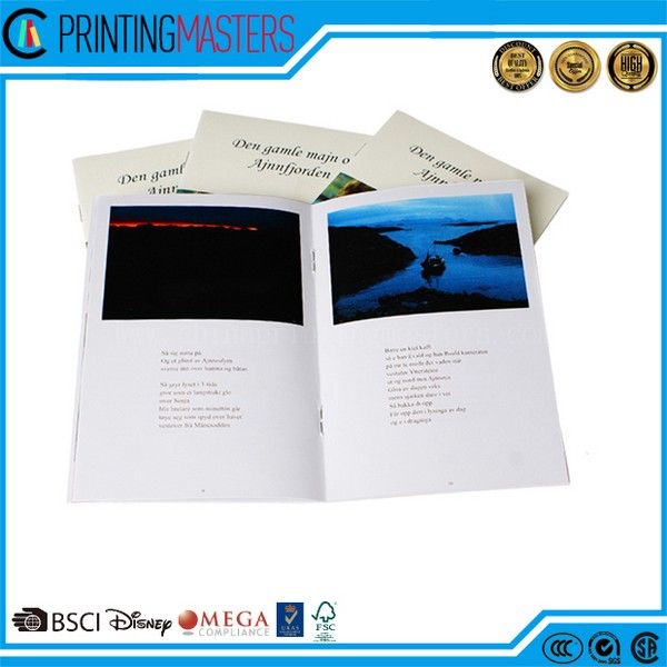China Brochures Printing Manufacturers