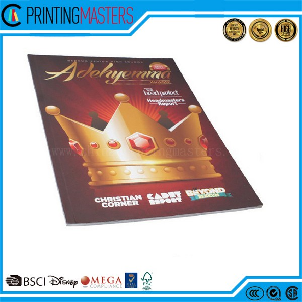 Brochure Printing With Customized Size