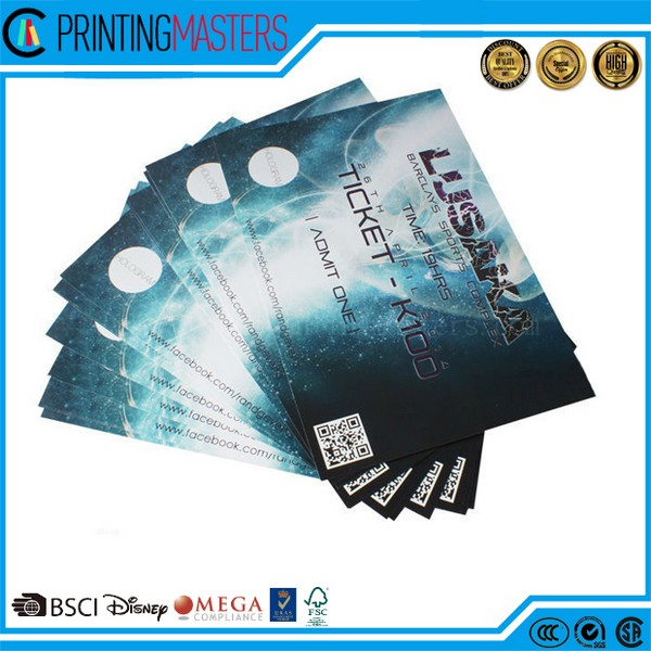 Print Brochure Foldable