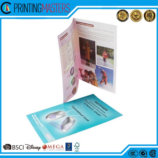 Printing Brochures From Chinese Supplier