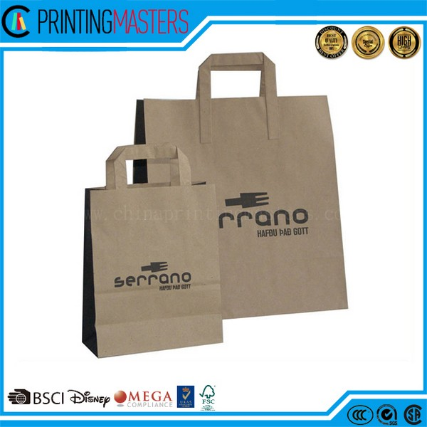 Custom Retail Boutique Shopping Bags