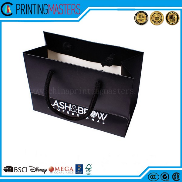 Custom Printed Paper Bag Printing Made In China
