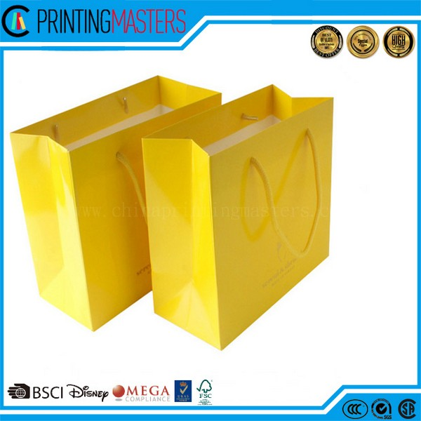 High Quality Custom Paper Bags Customized