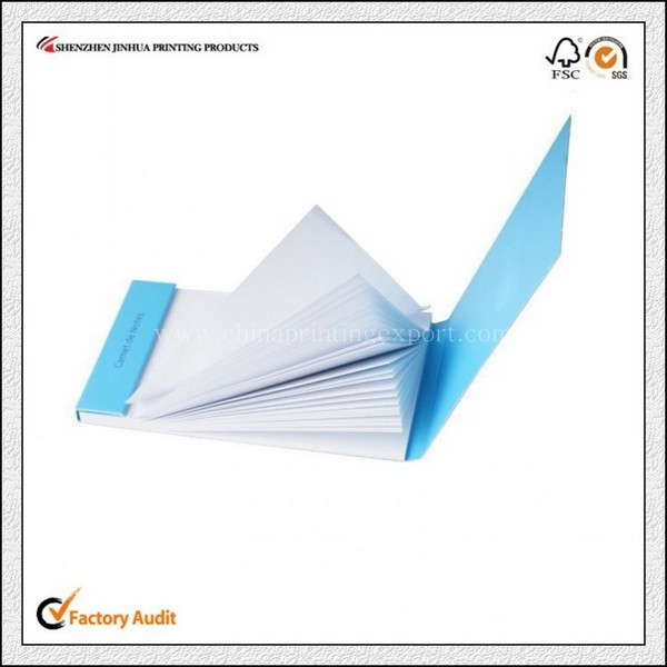 Cheap Customized Notepad Printing In China Company