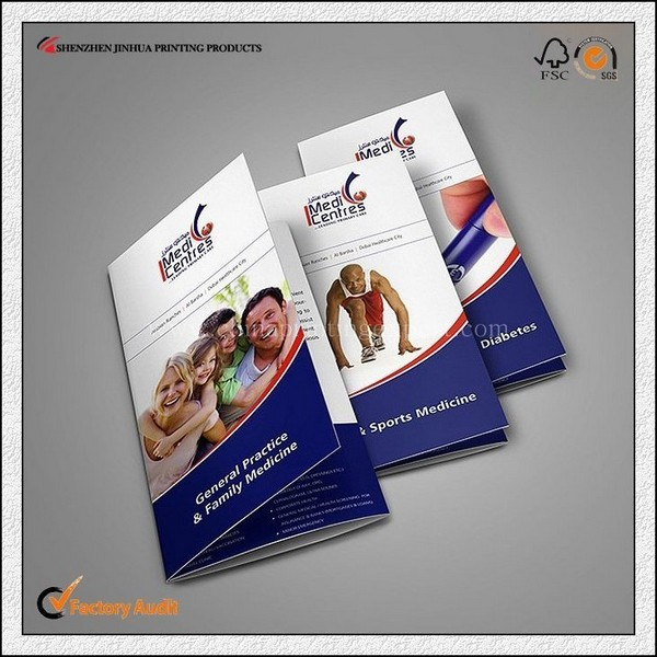 High Quality Brochures Catalogues Leaflets Printing From