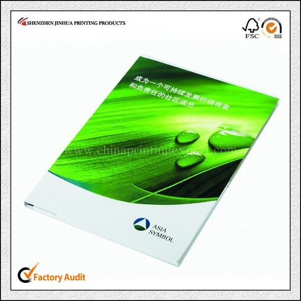 Cheap Factory Price Customized Pamphlet Printing China