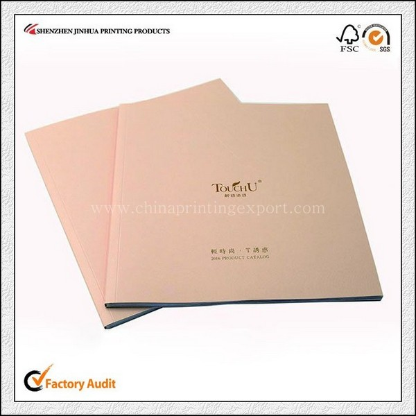 Factory Price Custom Pamphlet Printing High Quality