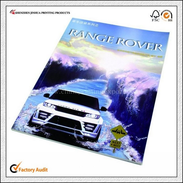 Factory Price High Quality Pamphlet Printing China