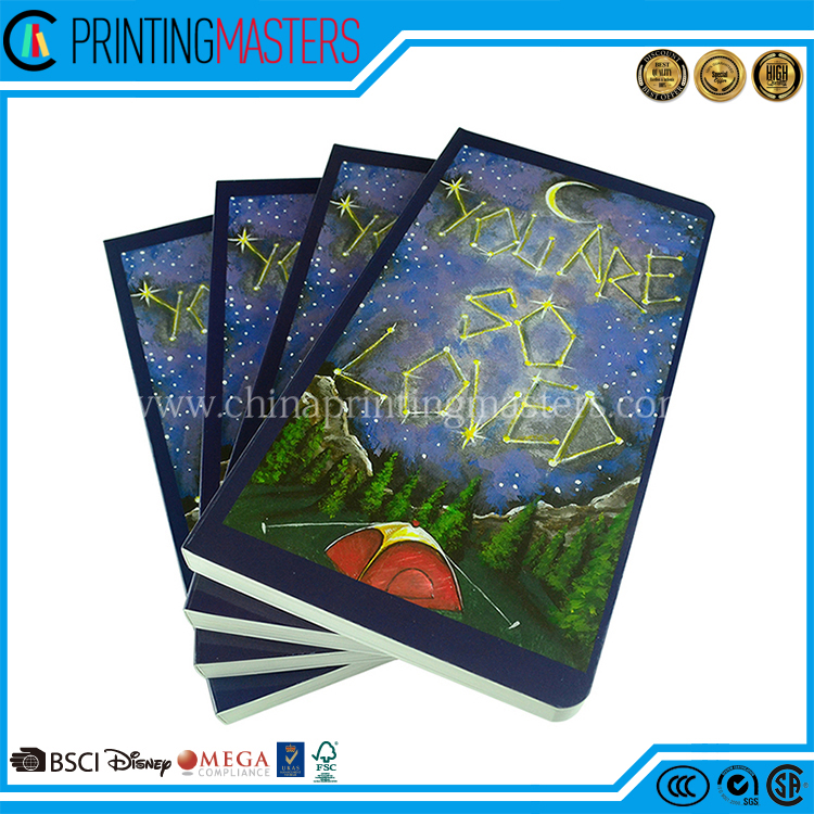 Full Color Children's Board Book Offset Printing Glossy Lamination Throughout