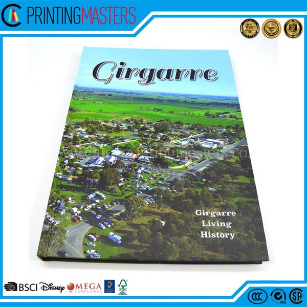Cheap Hardcover Book Printing, Professional Book Printing