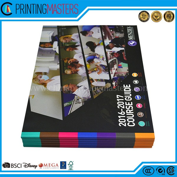 2017 cheap price printing full color book in china - Color Book Printing
