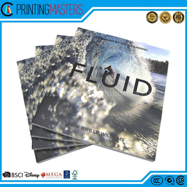 Customized Professional High Quality Printing Magazine