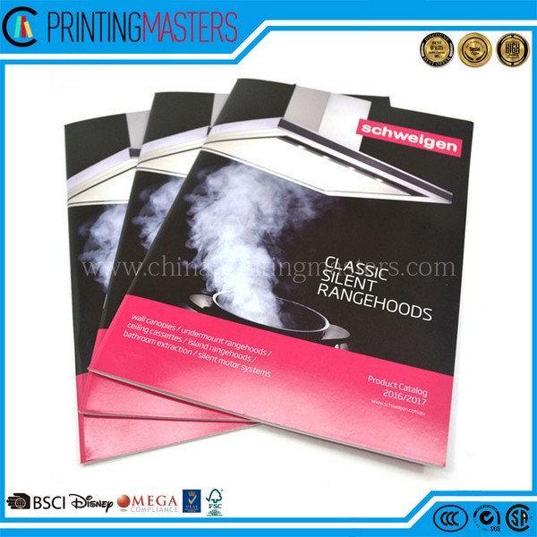 Company Customized Cheap Catalogue Printing In China
