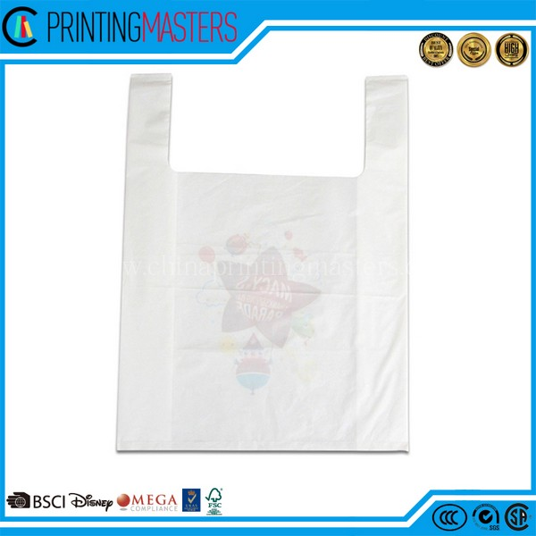 Good Value For The Money Custom Transparent Plastic Bag