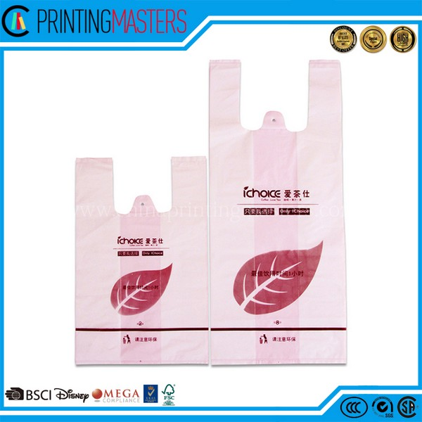High Standard Cost Effective Design Your Own Plastic Bag