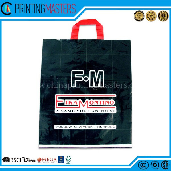 Lightweight Expandable Shopping Bag Style And Logo