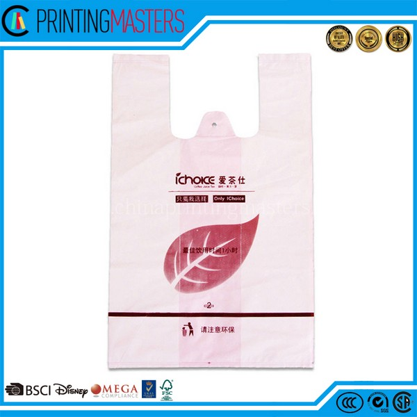 China Custom Cheap Plastic Bag For French Bread