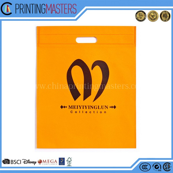 Factory Promotional High Quality Non Woven Bag Printing