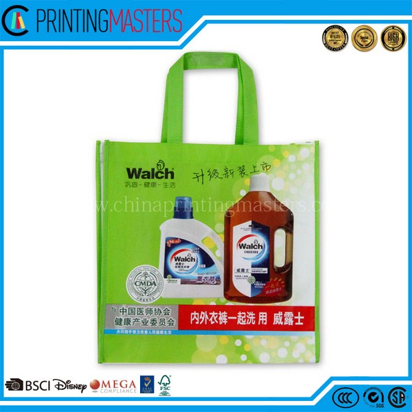 Competitive Price Reusable Washable Pp Nonwoven Bag