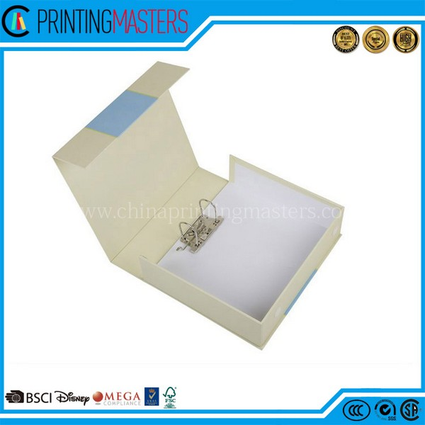 High Quality Custom Print A4 File Box With Magnetic