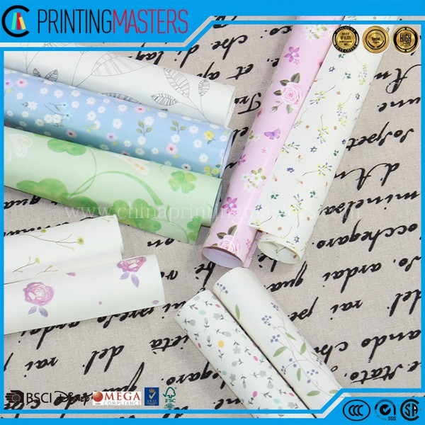 Cheap Gift Wrapping Paper Design Factory In China