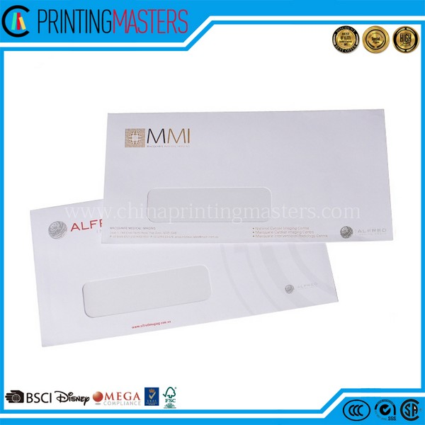 Different Style Colorful Recycled Courier Envelope Printing