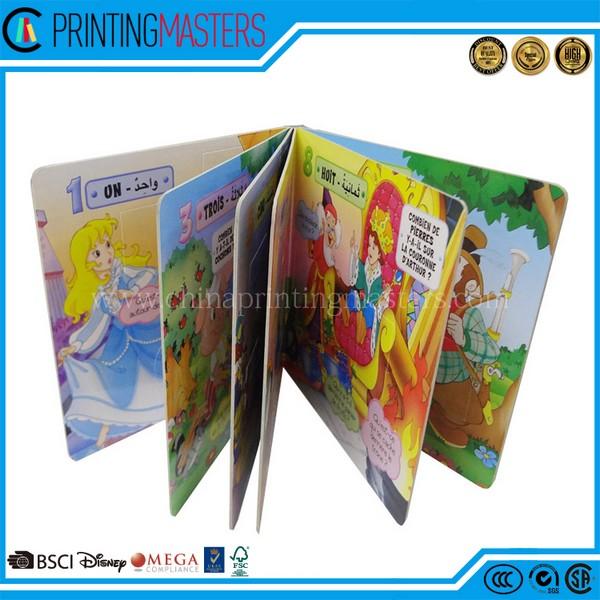 high quality printing children board book in china - Printing With Children