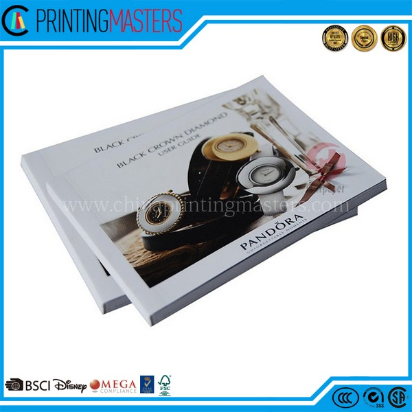 Customized Perfect Binding Cheap Magazine Printing China