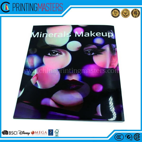China Printing Manufacturer Custom Advertising Magazine High Quality