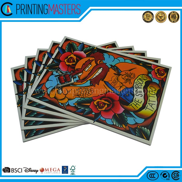 Cheap Price Printing Full Color Catalog In China