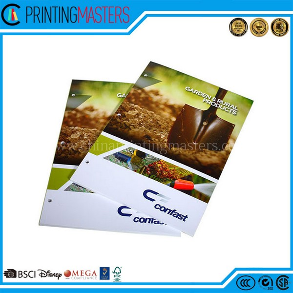 Cheap Custom Offset Printed Full Color Catalogue Print1ng