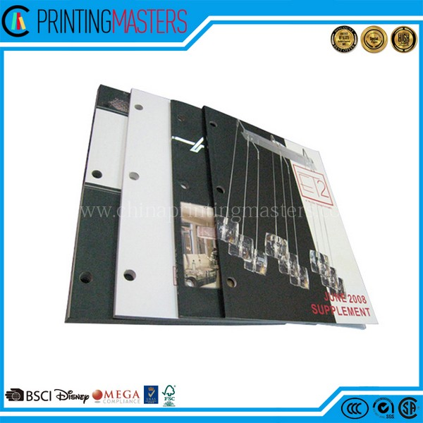 Professional Printing Factory Custom High Quality Catalog Printing