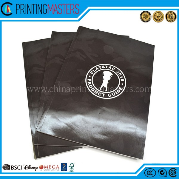 Simple Design Cheap Price Printing Soft Cover Books
