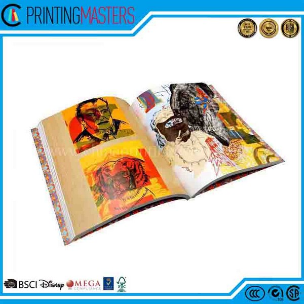 Custom Paperback Color Cheap Book Printing Services