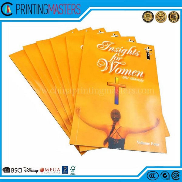 Custom Service High Quality Cheap Book Printing