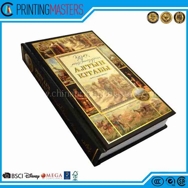 Chinese Printing Company Custom Book Printing Service