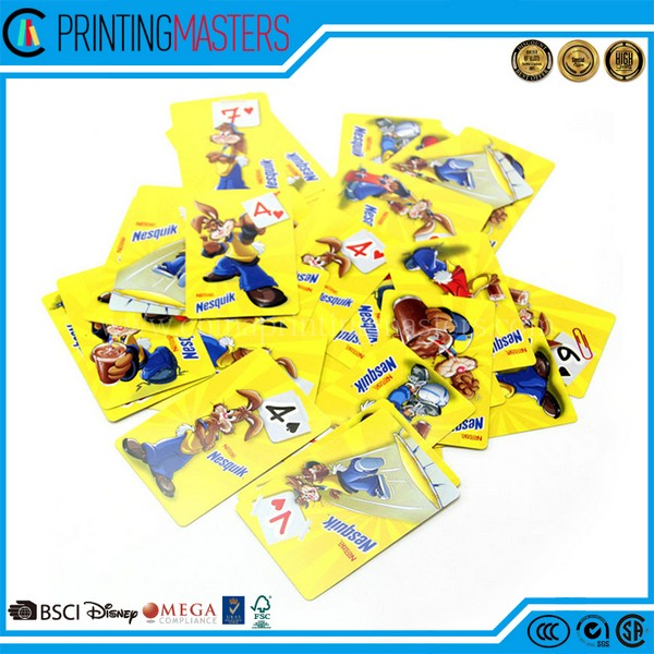 Cheap Spanish Playing Cards Printing In China