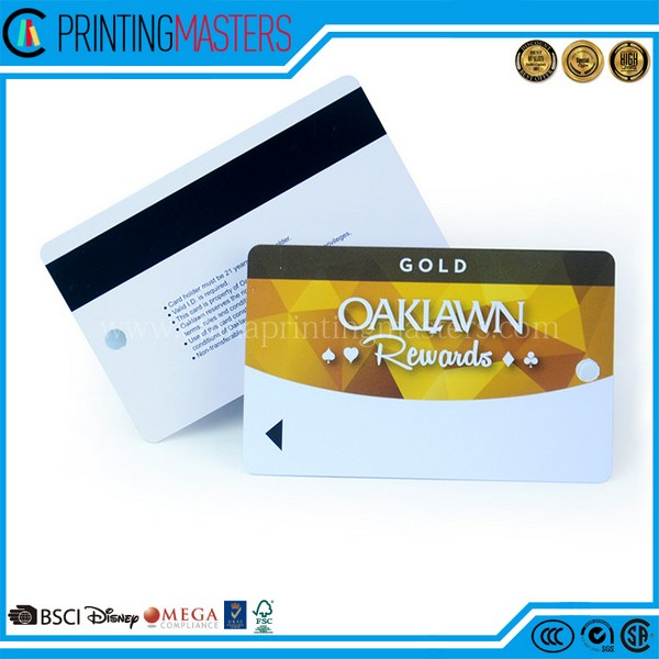 New Design High Quality Pvc Cards Printing China