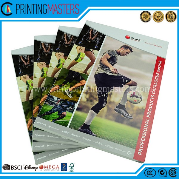 High Quality Catalogue Printing With Low Cost In China