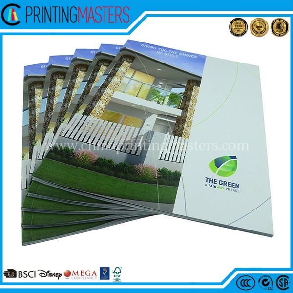 2018 New Catalog Printing In China High Quality